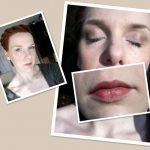 Tagesmakeup: Makeup als Rothaarige – erste Versuche
