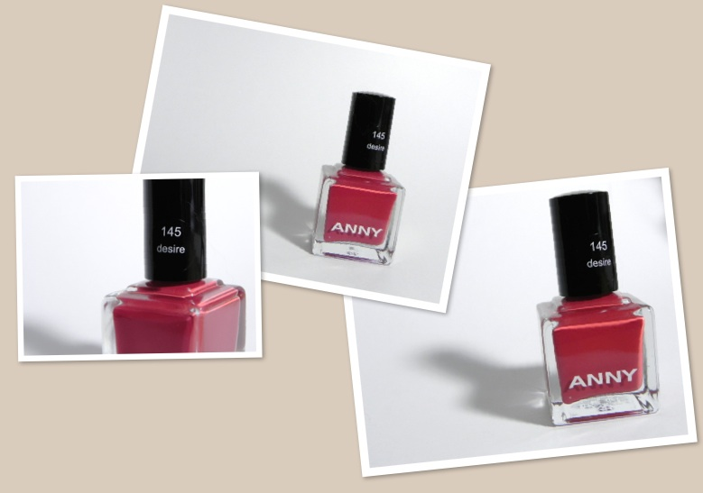 [Review] Nagellack ANNY – 145 Desire