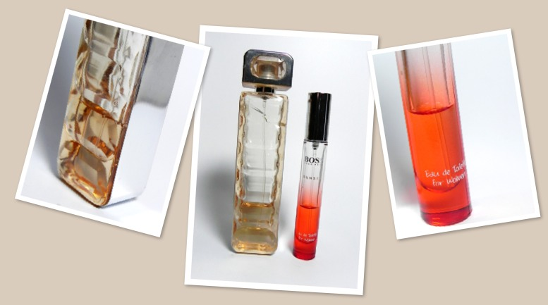 Parfums zum Anziehen – Teil 6 – BOSS Orange & Orange Sunset