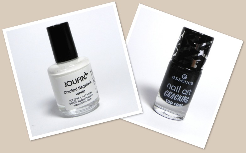 [Review] Cracked Nagellack Jolifin & Essence