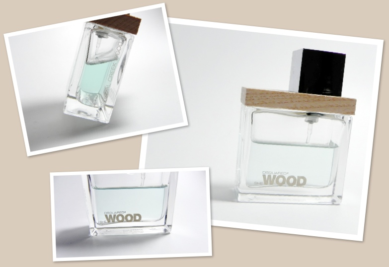 Parfums zum Anziehen – Teil 9 – Dsquared2 She Wood Crystal Creek Wood