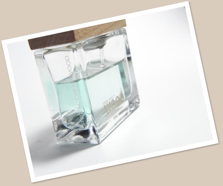 parfums zum anziehen teil 9 dsquared2 she wood crystal creek wood der blasse schimmer. Black Bedroom Furniture Sets. Home Design Ideas