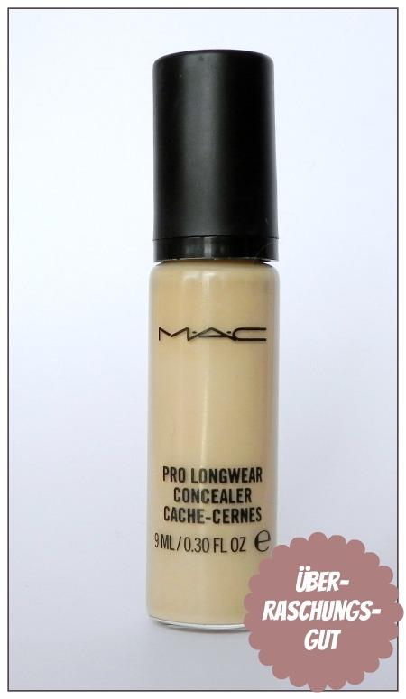 [Review] MAC Pro Longwear Concealer