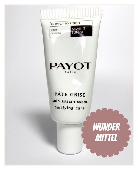 Wunderwaffe: Payot Pâte Grise