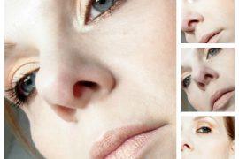 Gesicht Collage