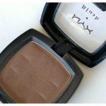 Konturieren für blasse Haut – Teil 1 – NYX Blush Taupe