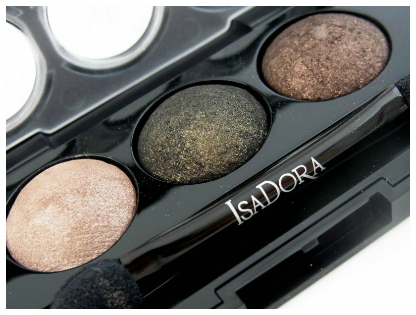 Isadora – Eye Shadow <br /> Trio – 84 Forest