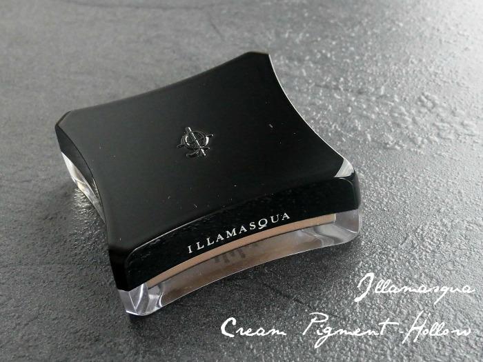 Konturieren für blasse Haut – Teil 4 – Illamasqua Cream Pigment Hollow