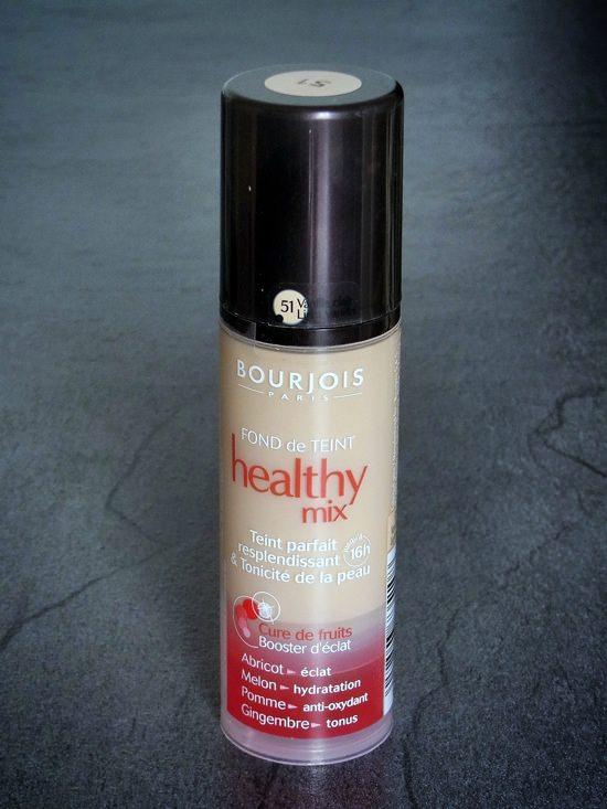 Bourjois Healthy Mix Foundation # 51- Revisited