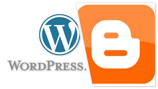 WordPress oder Blogger – Intro