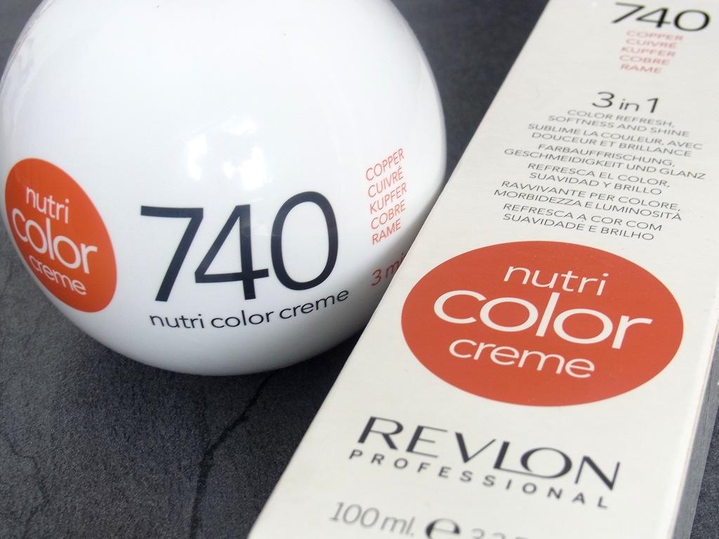 Revlon Nutri Color Creme 740 Der Blasse Schimmer