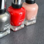 Sally Hansen – Salon Manicure & Sugar Coats