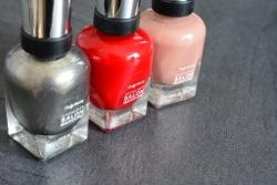 Sally Hansen – Salon Manicure & Sugar Coats