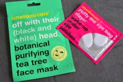 Anatomicals Masken – Eye & Face
