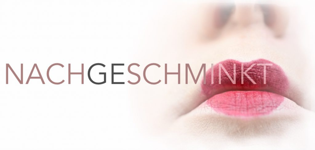 Nachgeschminkt April 2015  Blogparade