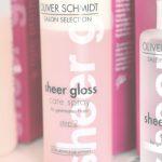 Der Duft der Mango <br/>Oliver Schmidt Sheer Gloss Haarpflege