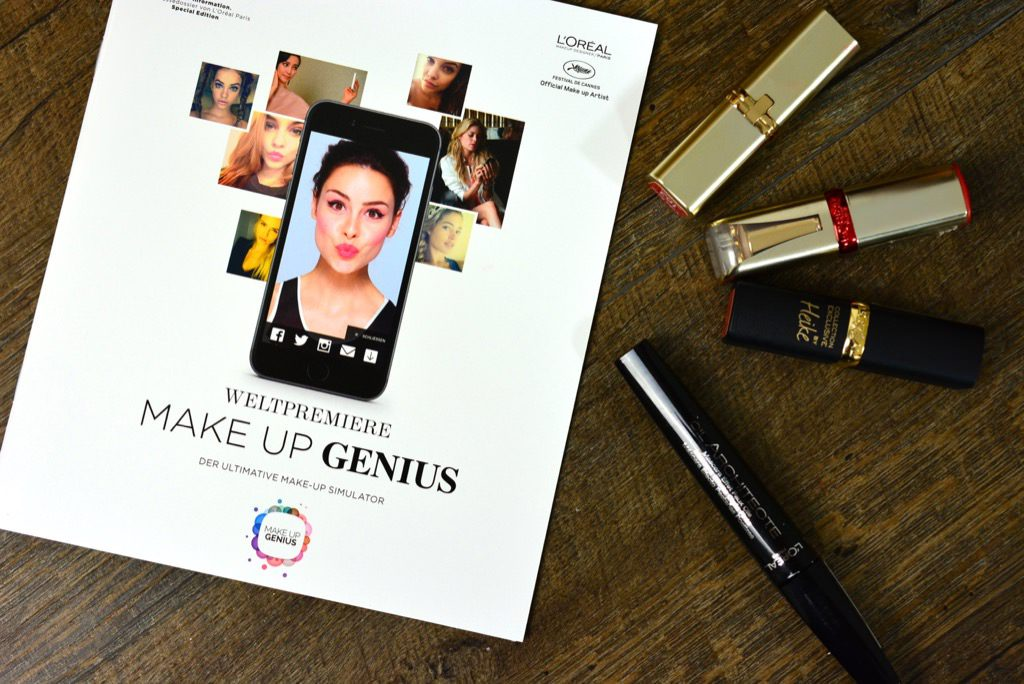 Future in our Hands – L'Oreal Makeup Genius