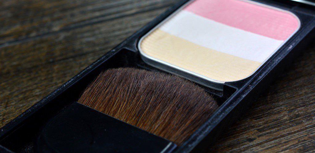 Shiseido Face Colour Enhancing Trio <br/>LYCHEE