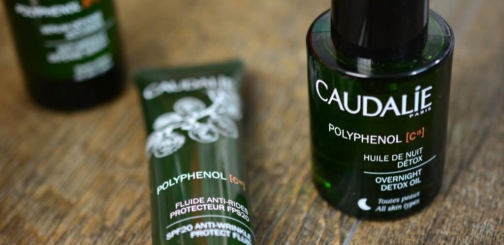 Caudalie Polyphenol Nachtöl
