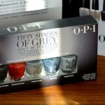 Nails in bare Skin </br> OPI Fifty Shades of Grey