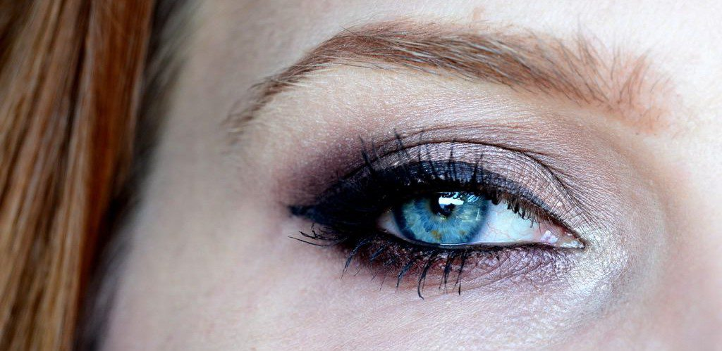 The Most Wearable Smokey Eye </br> Nachgeschminkt Mai 2015