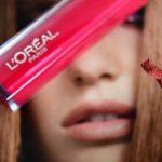 Bonbons auf den Lippen </br> L'Oréal Indéfectible Mega Gloss