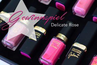 L'Oreal Delicate Rose Edition Titelbild
