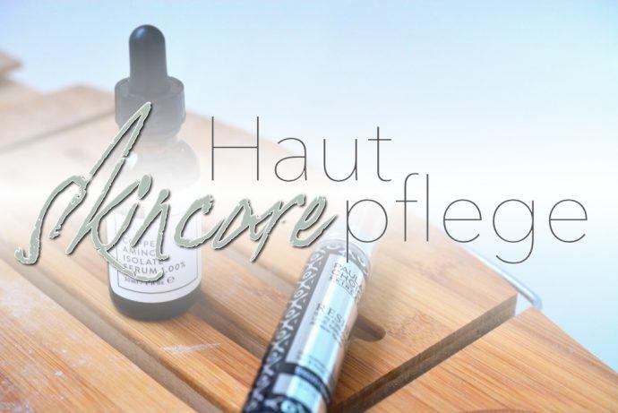 Aktuelle hautpflege - Skincare Titelbild