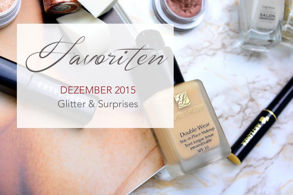 Favoriten </br> – Dezember 2015 –