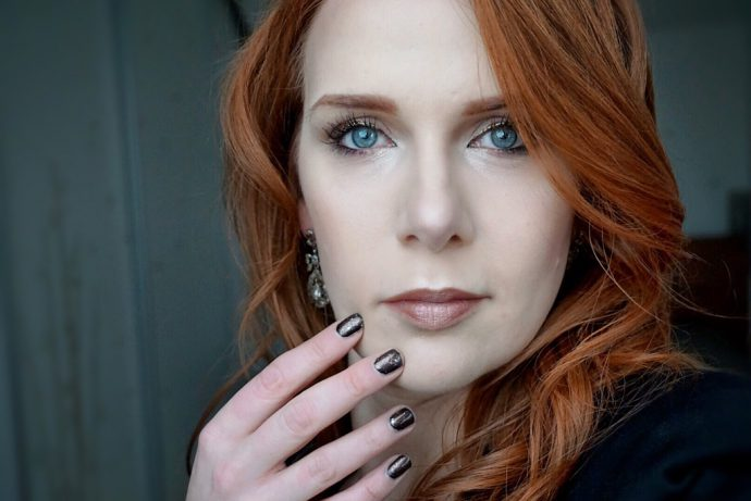 Makeup Heiligabend Der blasse Schimmer Nachgeschminkt Januar 2016