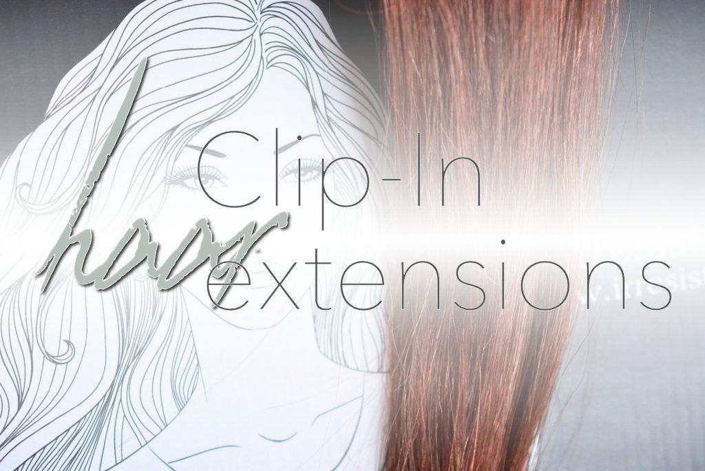 Fantastisch "falsche Federn" </br>– Irresistible Me Clip In Hair Extensions –