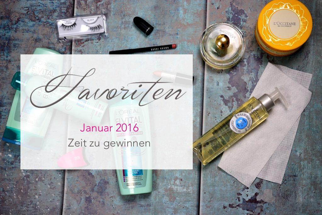 Favoriten </br> Januar 2016