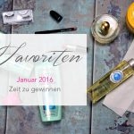 Favoriten </br> Januar 2016