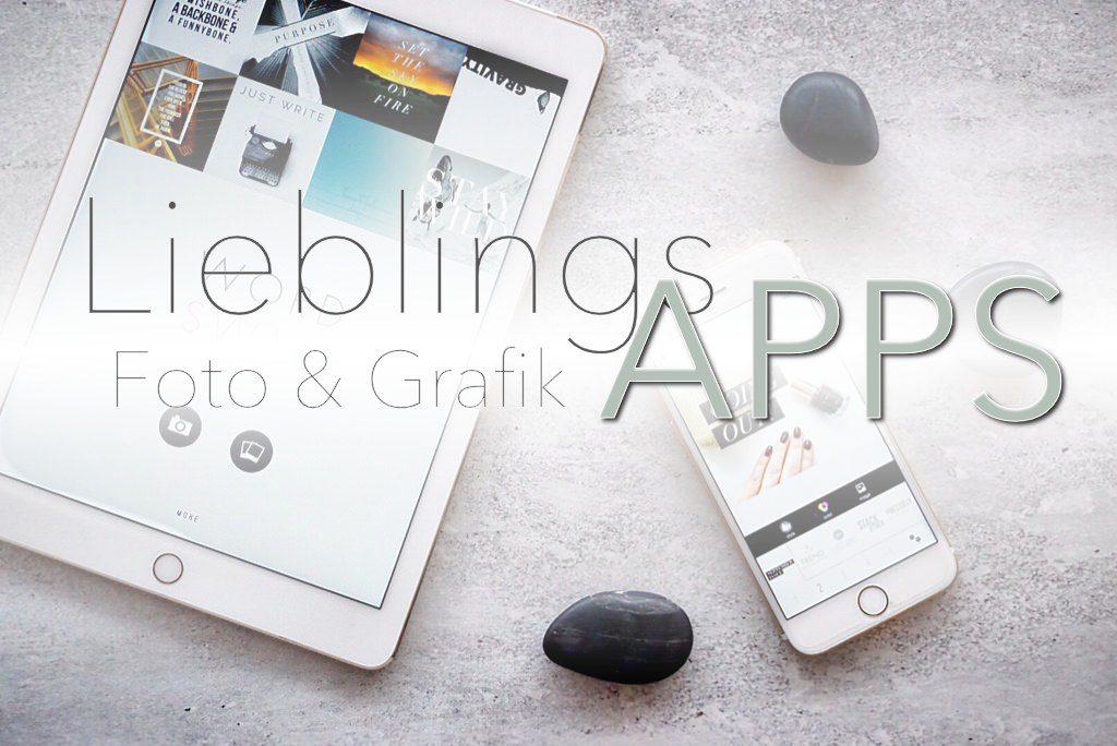 """""""App""""solut unverzichtbar: </br>Foto & Grafik"""