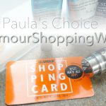 Die Qual der Wahl </br> Glamour Shopping Week </br>Paula's Choice