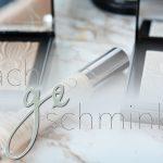 Nachgeschminkt </br> Mai 2016 </br> Burberry Lace & Velvet