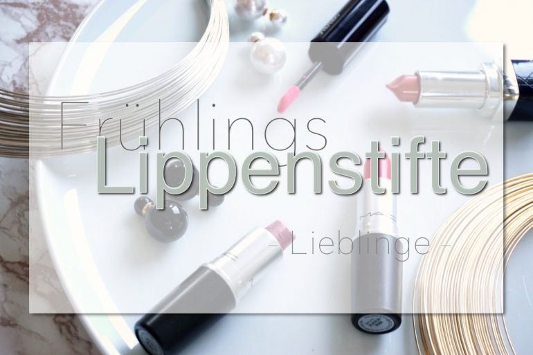 Lippenstift Frühling Titelbild
