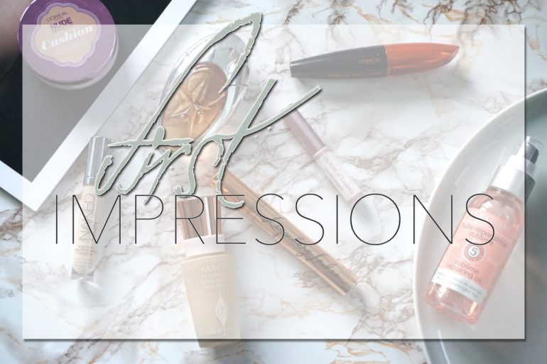 First Impressions Titelbild