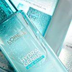 Ein Schluck Hautflege bitte!</br>L'Oréal Paris Hydra Genius</br> #drinkforyourskin