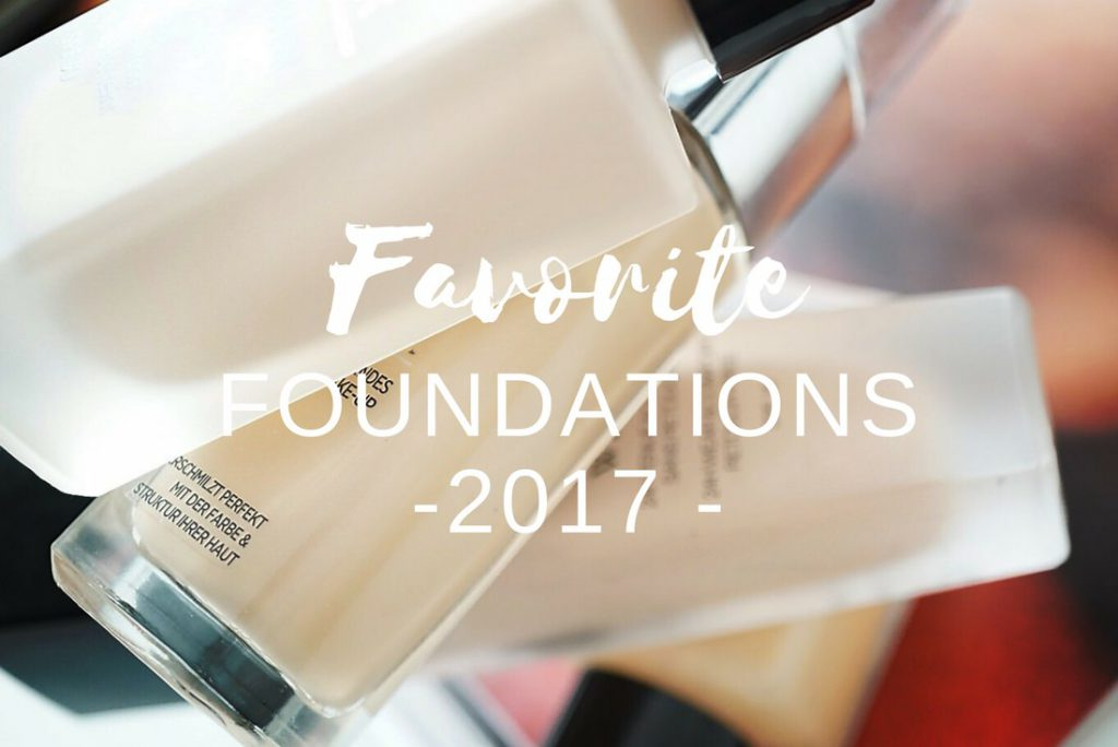 Favoriten 2017 </br> Foundations