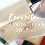 Favoriten 2017  Foundations