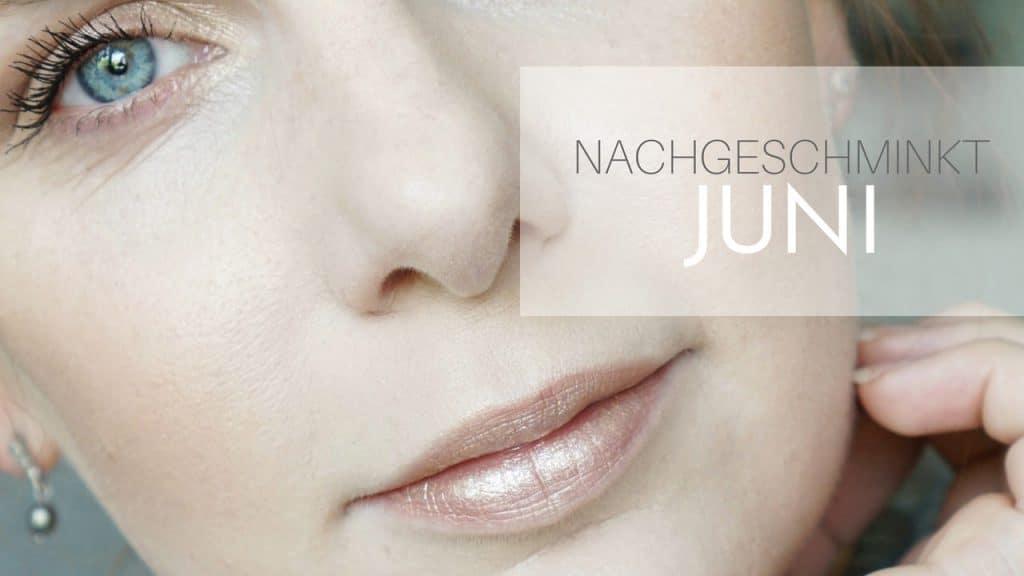 """NACHGESCHMINKT – Juni 2018  -""""Summer Bronze"""""""