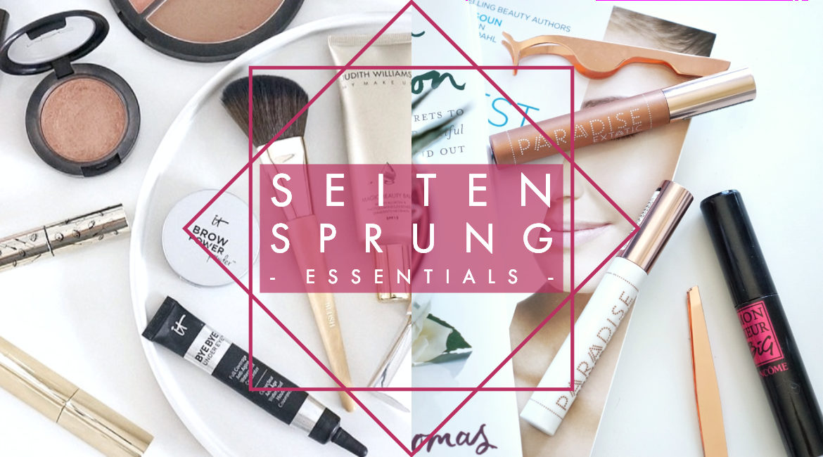 SeitenSPRUNG</br> – Die (BEauty) ESsentials –