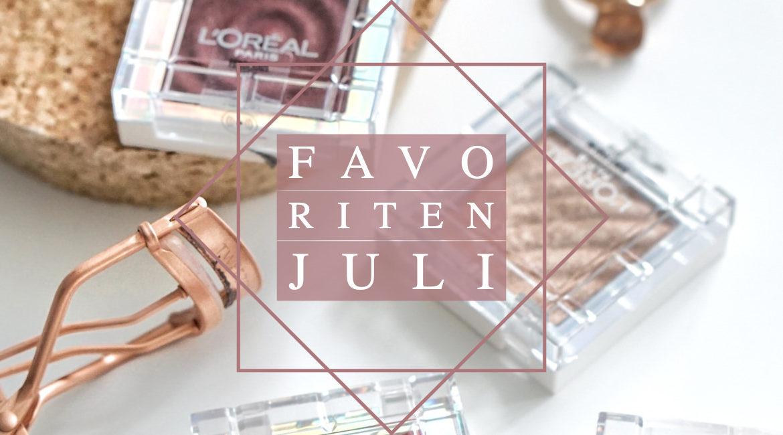 Favoriten – Juli 2019 –
