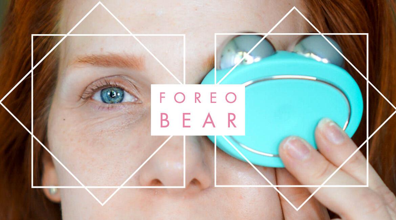 FOREO BEAR Teil 2 </br> – Meine Routine zum Jungbleiben –
